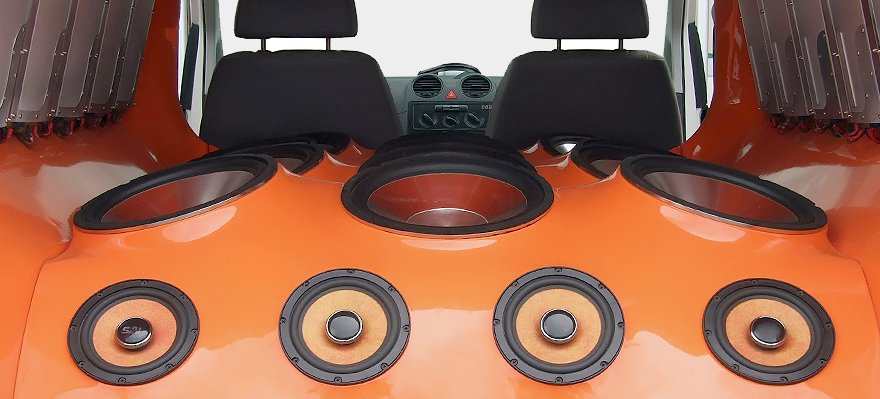 Top 5 Best Car Audio Speakers