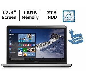 2017 Newest Dell Inspiron