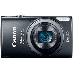CanonPowerShotELPH340HS16MPDigitalCamera-Black-