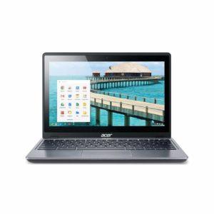 "Acer C720p-2625 11.6"" Touchscreen ChromeBook"