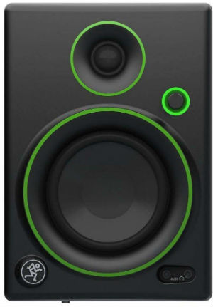 mackie cr4 studio monitor