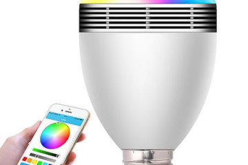 best light bulb speaker